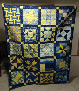 Name:  Yellow and Blue quilt finished.jpg Views: 22 Size:  56.8 KB