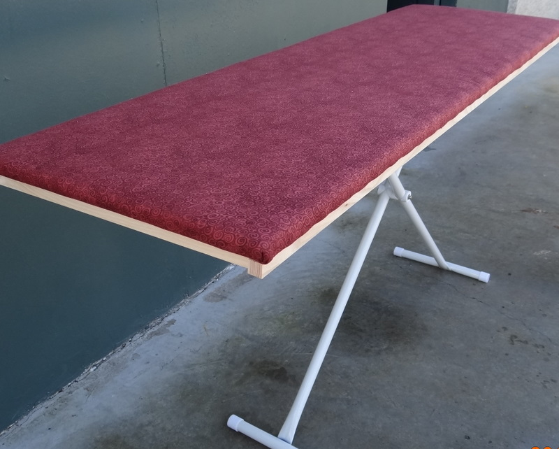 larger ironing board