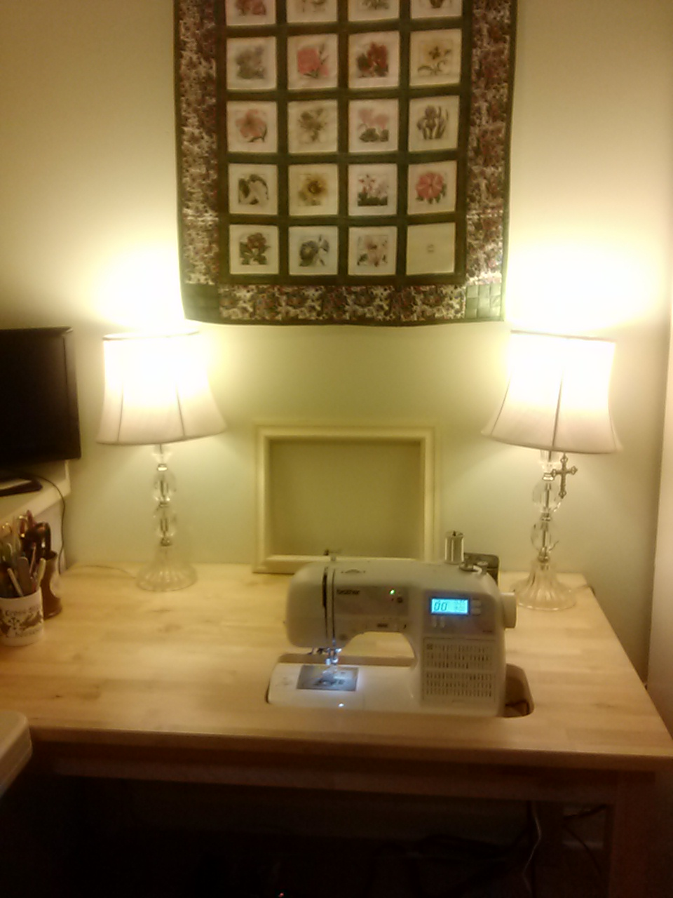 Craigslist Customized sewing table