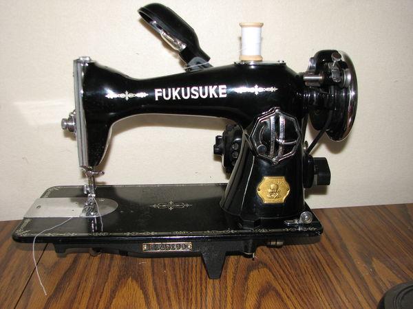 japanese sewing machine