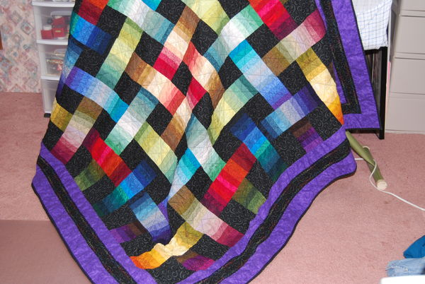 Woven Ribbons By Jinny Beyer