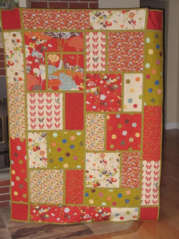 The Big Block Quilt