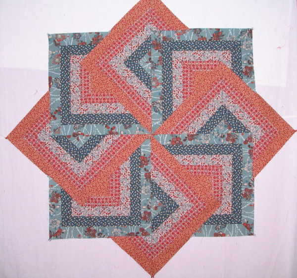 Free Strata Star Quilt Pattern