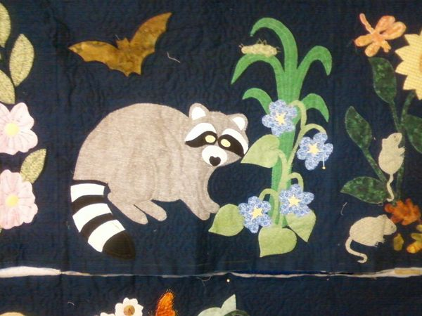 Woodland creatures quilt pattern and pre cut kit for sale online