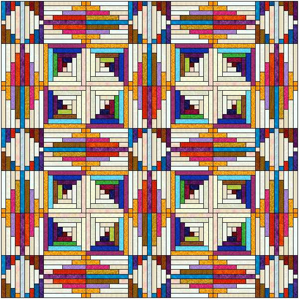 Log Cabin Variations Blogs Quilting Board