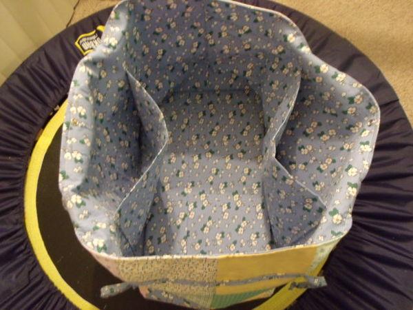 Chubby charmer instructions bag patterns