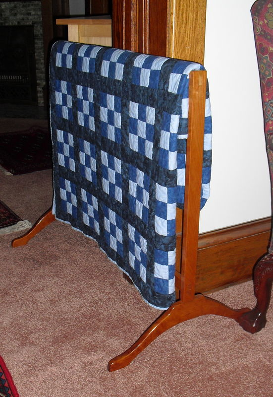Pictures Of Quilt Display Racks