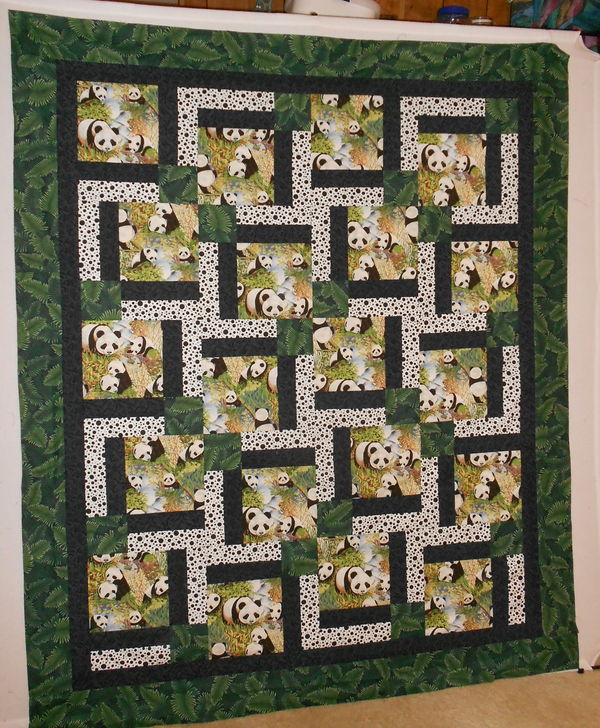 More Charity Quilts