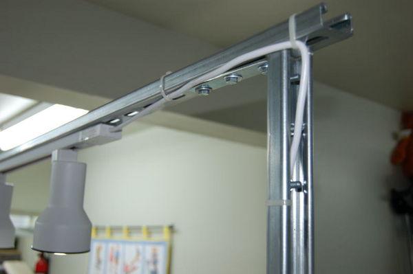 Added An Overhead Lightbar To My Longarm Page 4