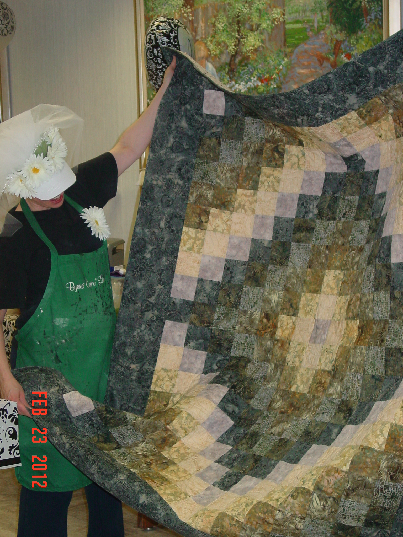 Name:  tanya,patty,fish,deer,tanyas quilt,puddin 053.JPG