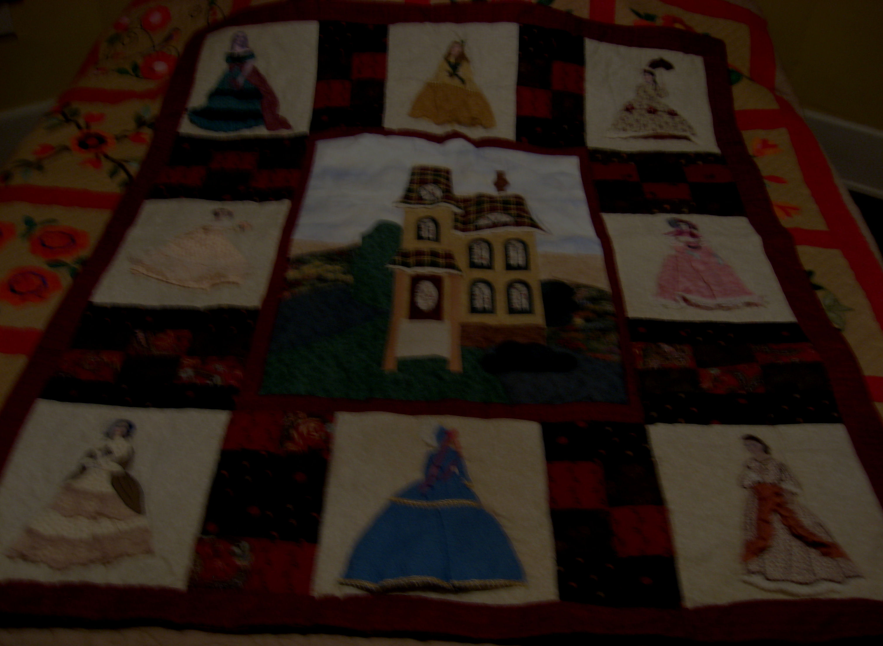 Name:  VictorianLadyDimensionalQuilt.jpg