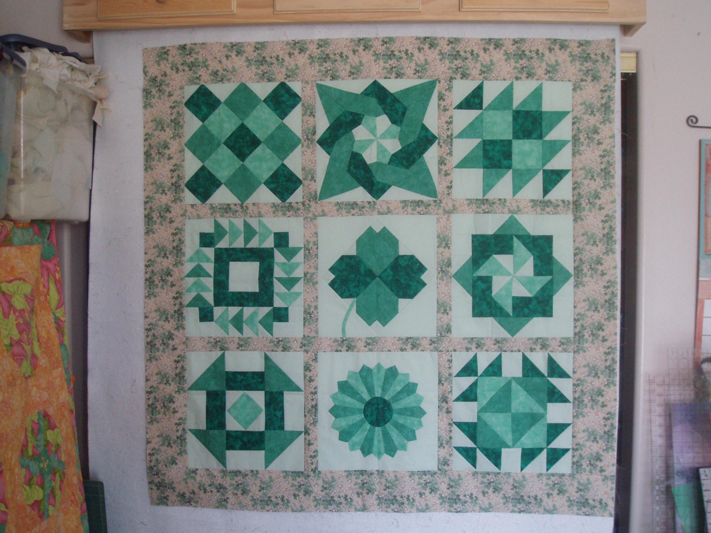 Name:  St. Patricks wall quilt.jpg.JPG Views: 2284 Size:  878.8 KB