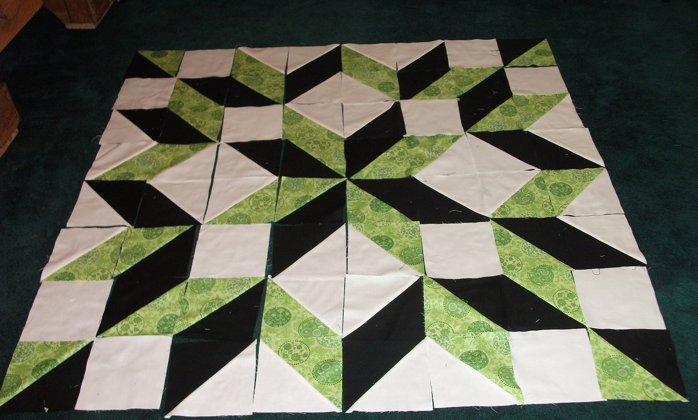 Carpenter S Star Quilts I M Working On Quiltingboard