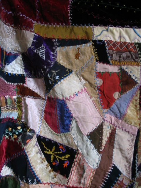 Name:  crazy quilt block lots of flowers and wheat.JPG