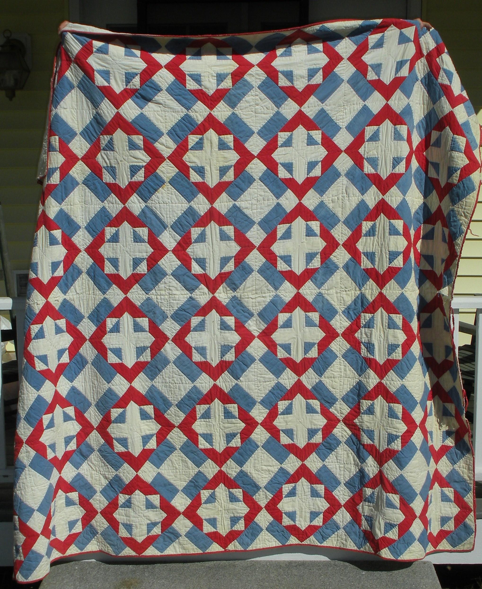 Name:  Aunt Eliza's quilt, c. 1919.JPG Views: 1257 Size:  1.20 MB
