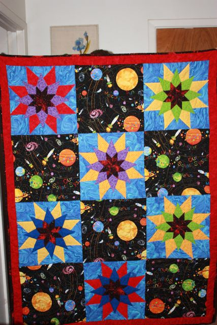 Name:  Maddox's Star Quilt finished.jpg