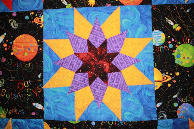 Name:  Maddox's Star & quilting.jpg
