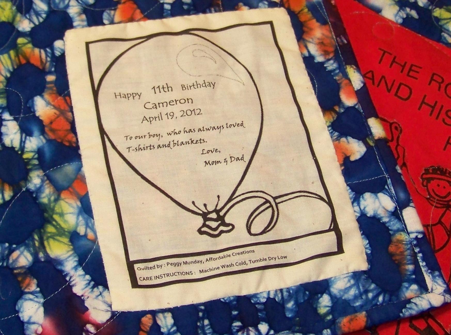 Name:  Tamarins tshirt quilt 016.JPG Views: 1467 Size:  1.32 MB