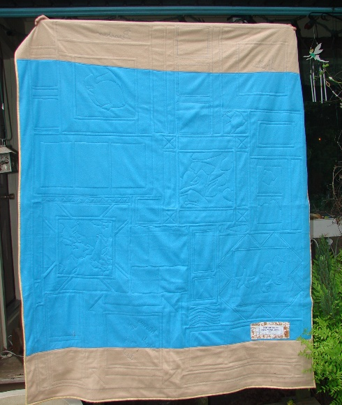 Name:  The backing and quilting.jpg Views: 4119 Size:  131.1 KB