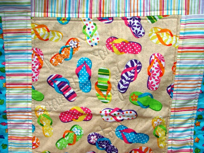 Name:  Warm sand on my toes...    Beaches quilt block.jpg