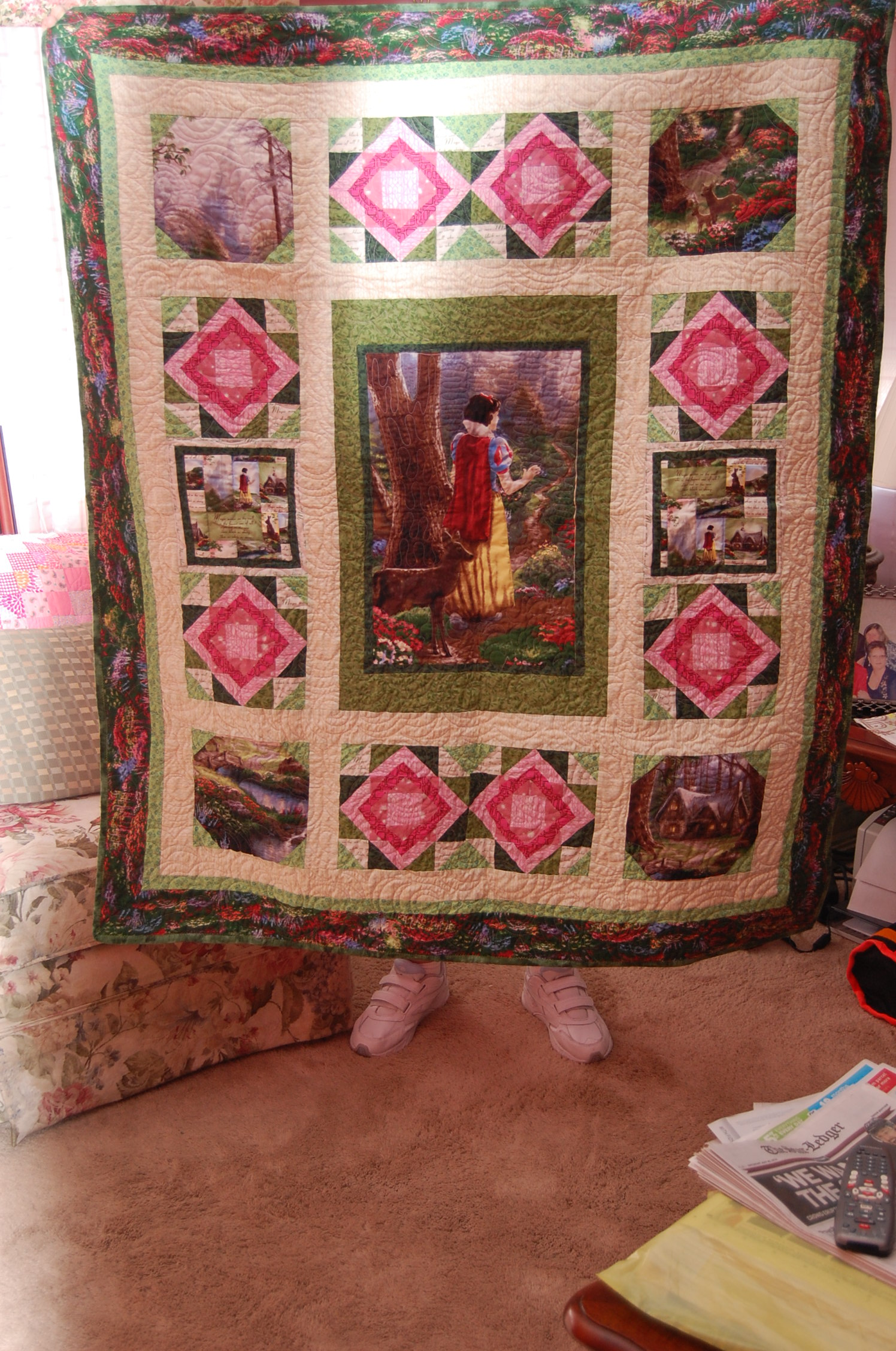 Name:  Sami's quilt 005.JPG Views: 4803 Size:  895.1 KB