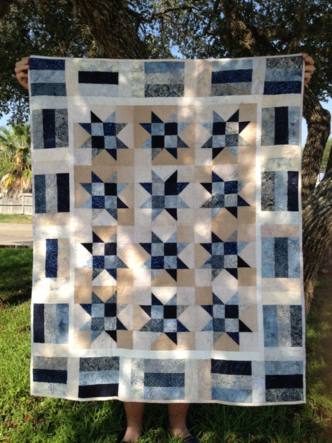 Name:  finished star quilt 2 e.JPG