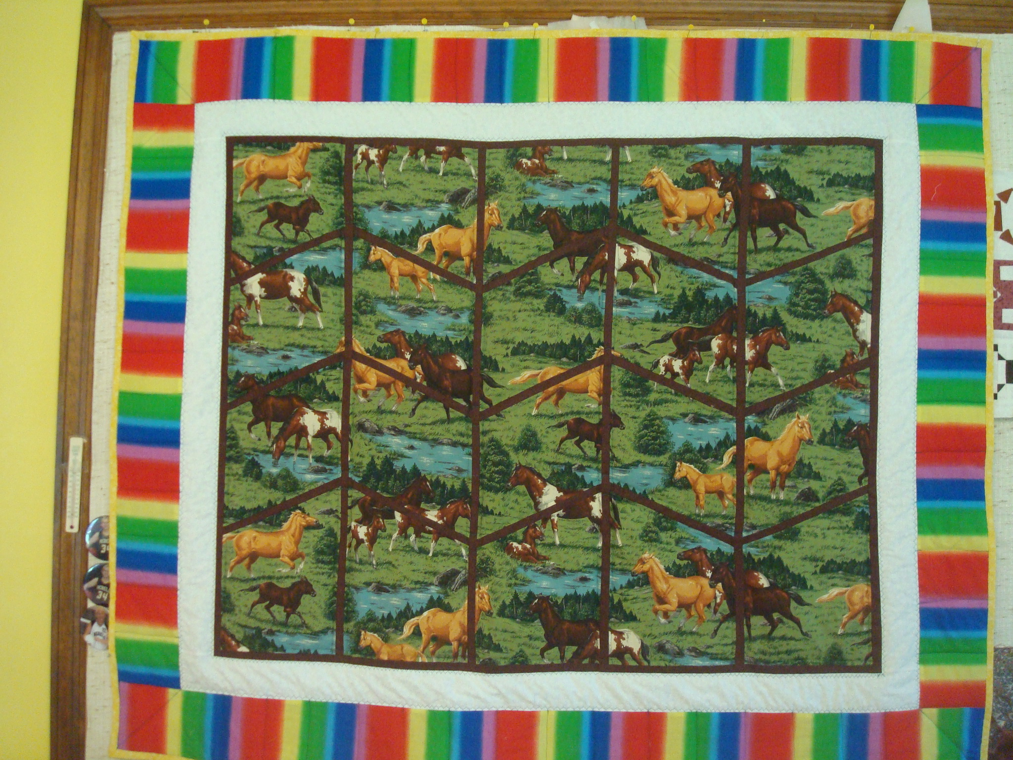 Name:  2012-June 13-Baby horse quilt.jpg Views: 4834 Size:  1.18 MB