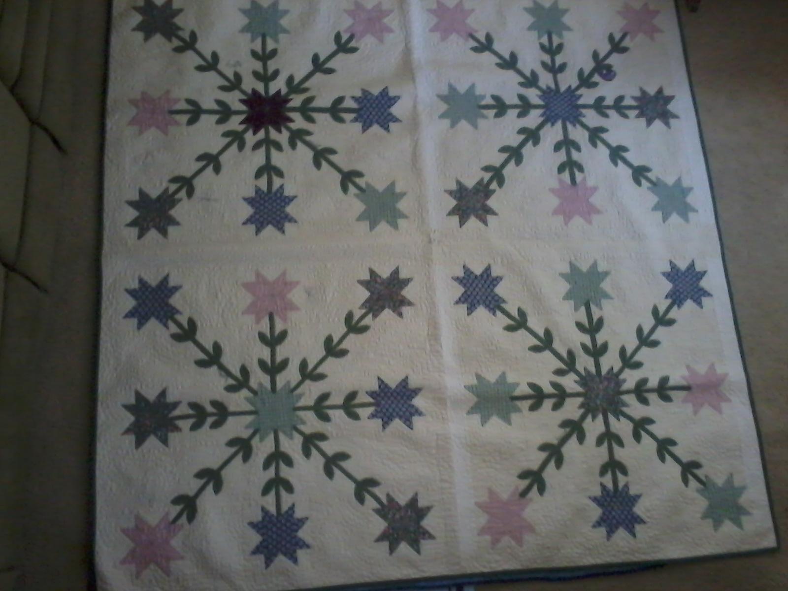 Name:  Star-Flower Quilt.jpg Views: 1461 Size:  461.1 KB