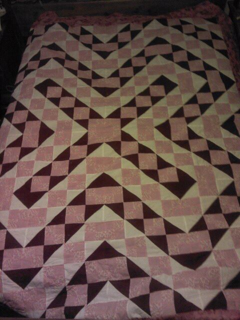 Name:  X quilt.jpg