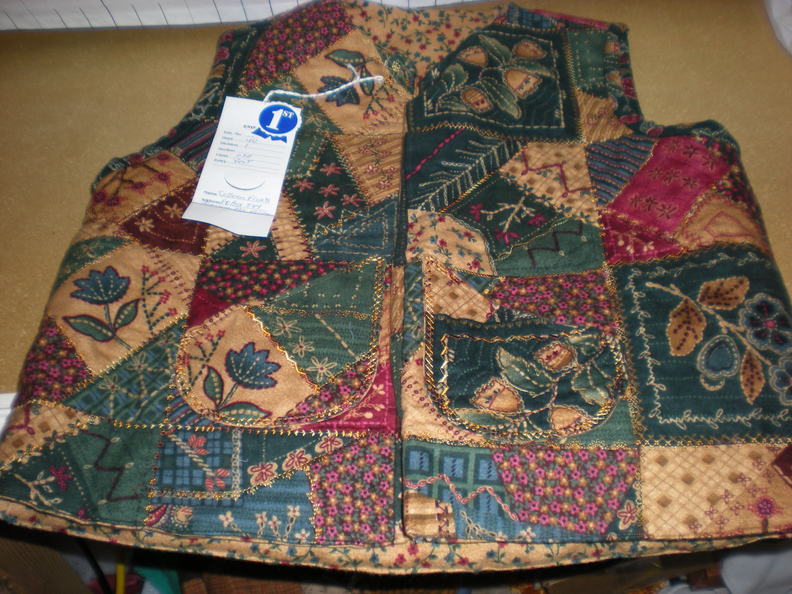 Name:  flannel vest.JPG Views: 1512 Size:  892.0 KB
