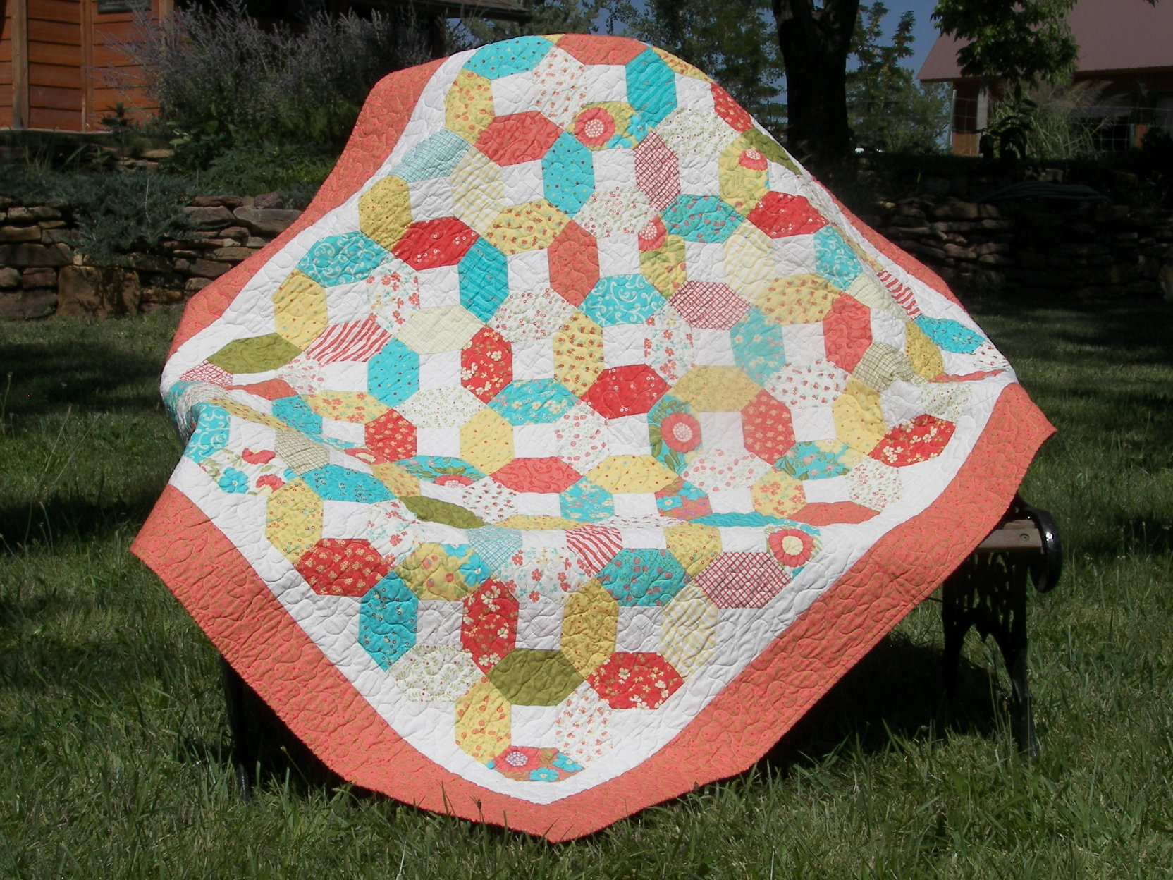 Quilts made from missouri star quilt tutorials attached images baditri Choice Image