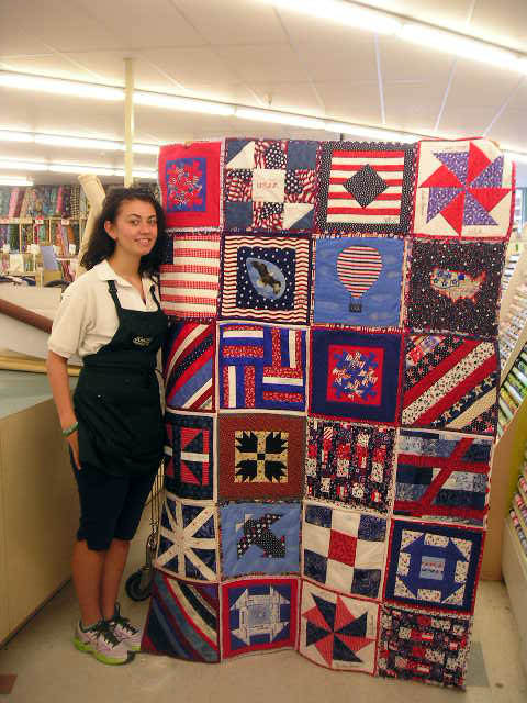 Name:  Ryan and Her Quilt.jpg Views: 172 Size:  92.0 KB