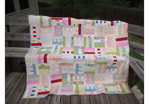 Name:  cabbage and roses quilt front.jpg
