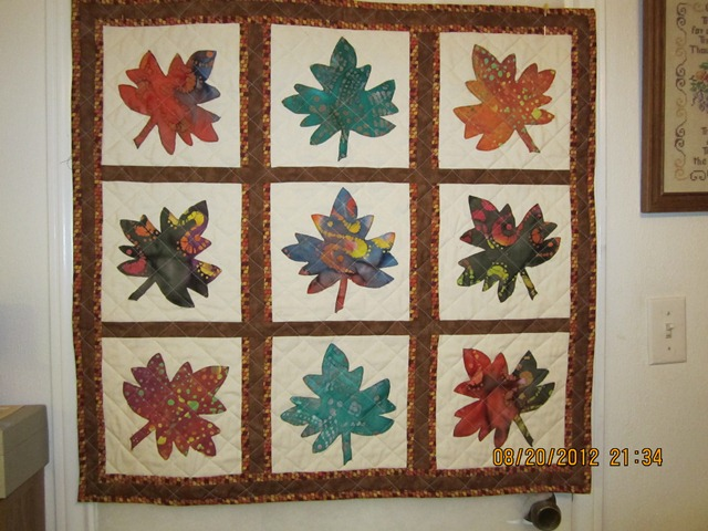 Name:  Fall Wall Hanging or Table topper 001.JPG