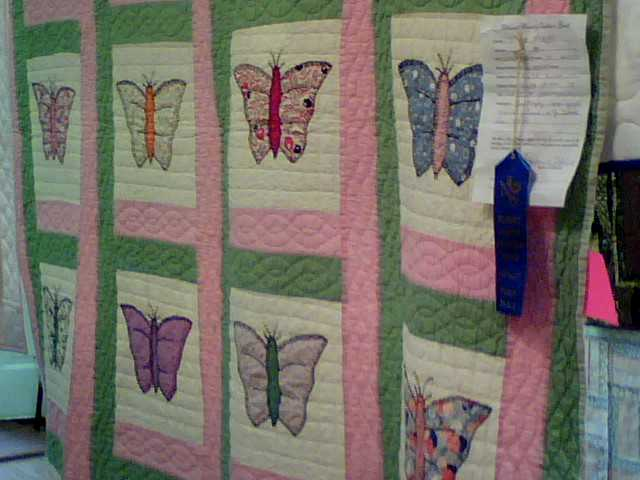 Name:  Mrs Dixon's Butterfly quilt.jpg