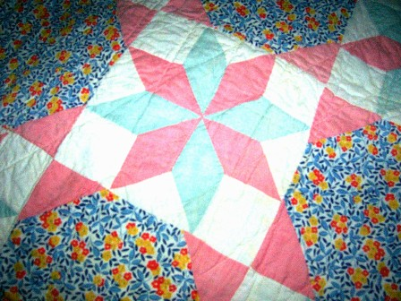 Name:  Ruth Dison Baby quilt.jpg