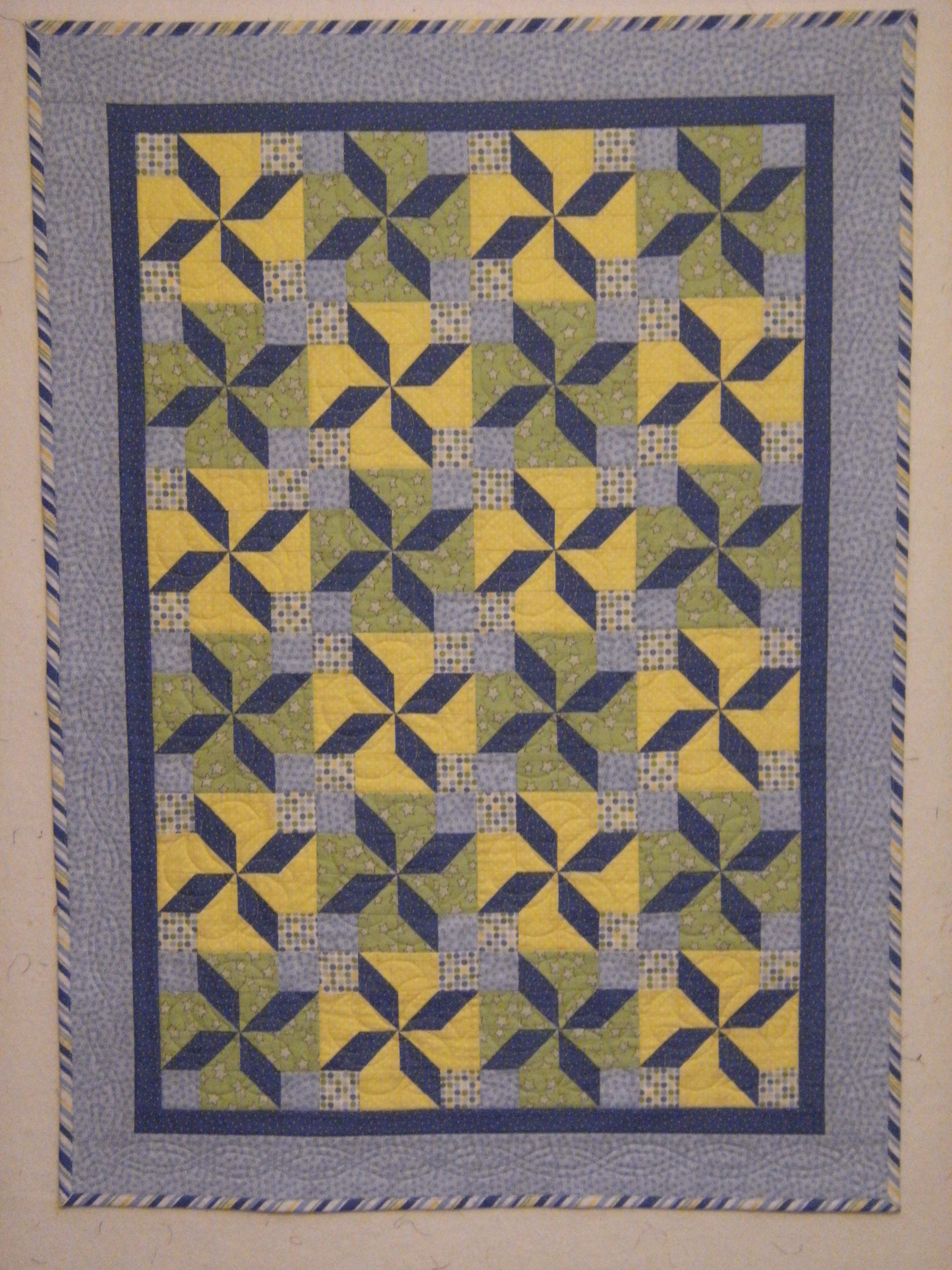 Name:  completed crib quilt.JPG Views: 1645 Size:  1.28 MB