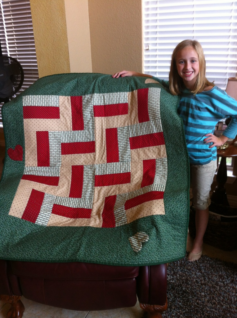 Name:  Kylie's first quilt.jpg