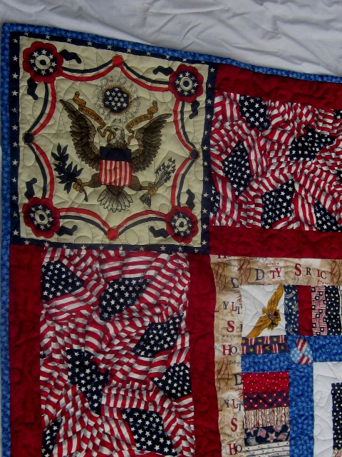 Name:  Bobby and Kelly's wedding quilt 1.jpg Views: 1851 Size:  173.8 KB