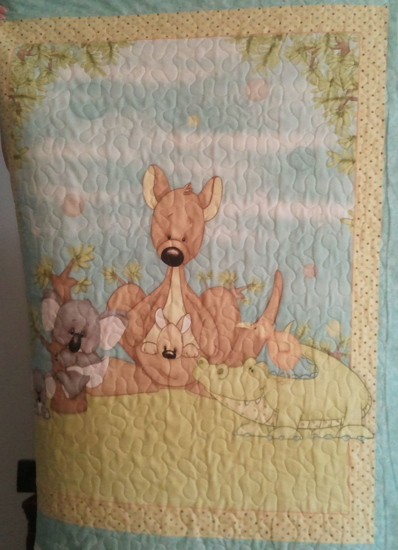 Click image for larger version.  Name:Baby quilt panelt.JPG Views:1323 Size:283.7 KB ID:369675