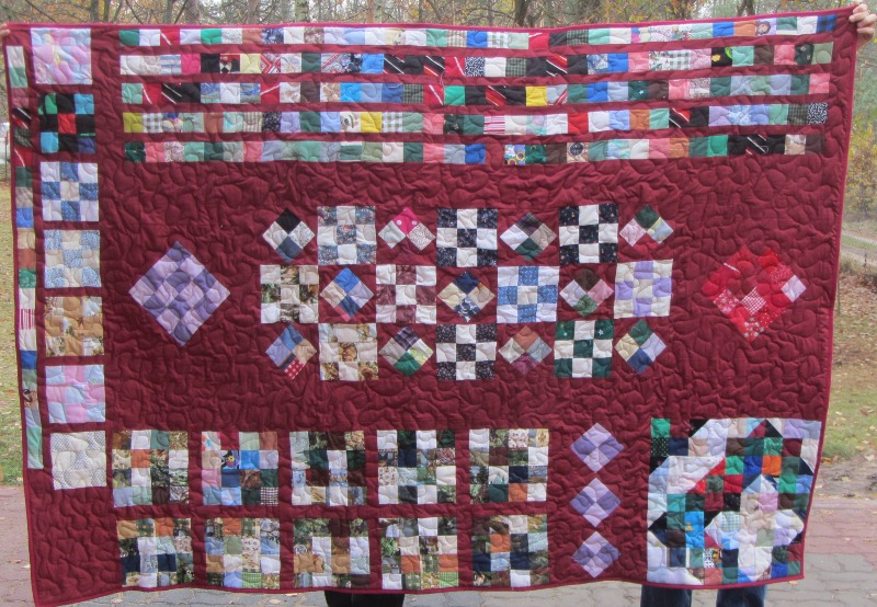 Name:  14 leftovers quilt.JPG