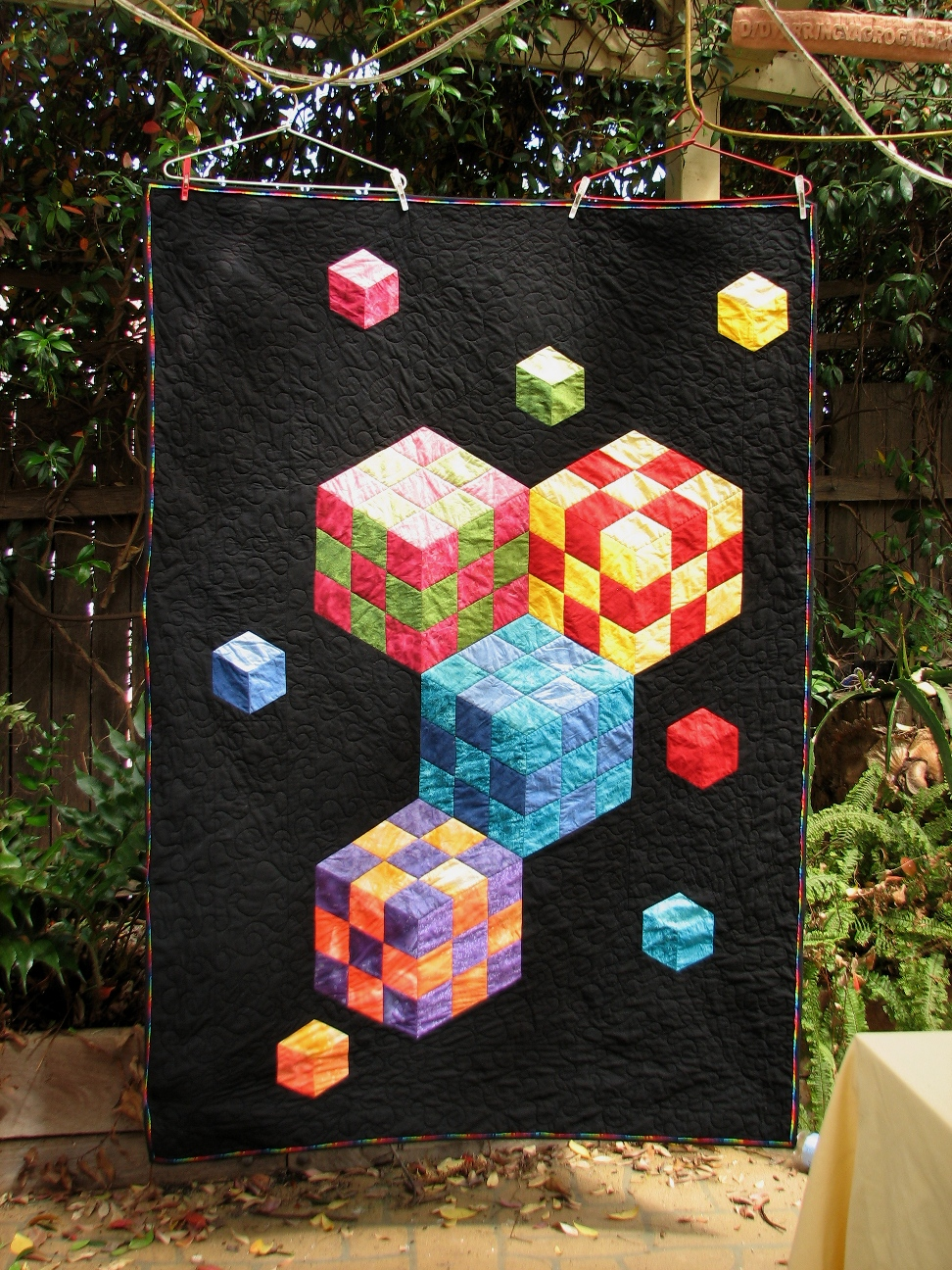 Name:  Scout Raffle Quilt.JPG