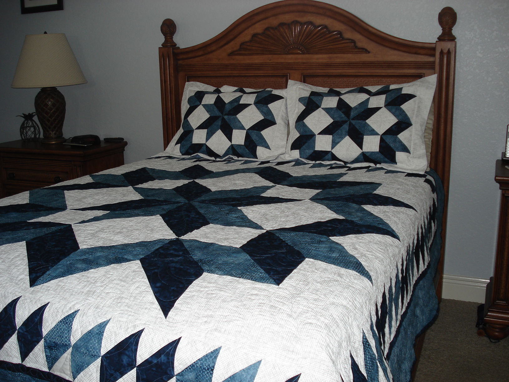 Carpenter S Wheel Quilt Quiltingboard Forums