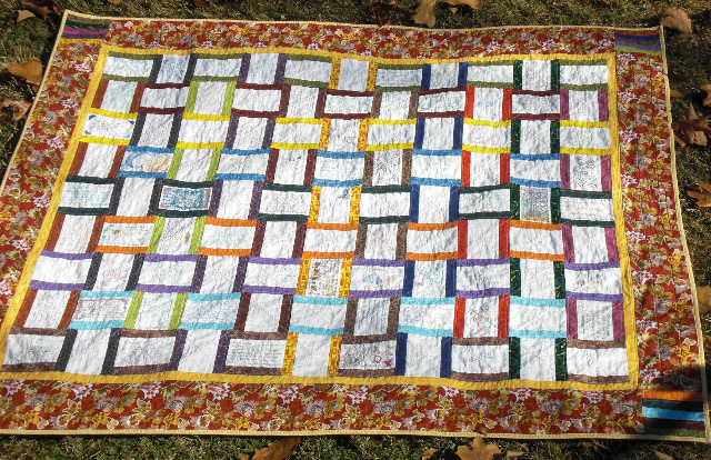 Two Quilts And A Story