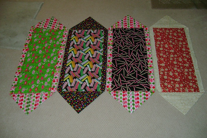 10 Minute Table Runners Quiltingboard