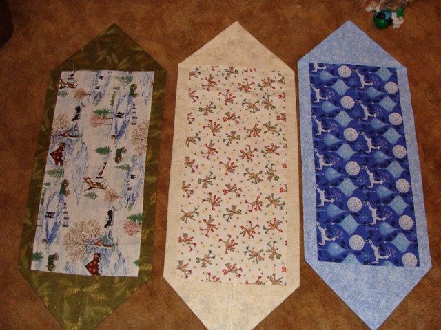 10 minute table runners page 2 for 10 minute table runner with batting