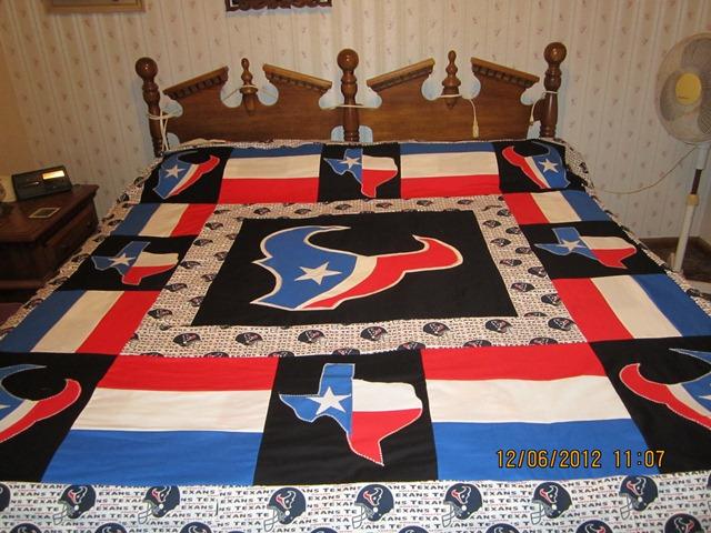 Name:  Texan quilt 002.JPG Views: 789 Size:  129.1 KB