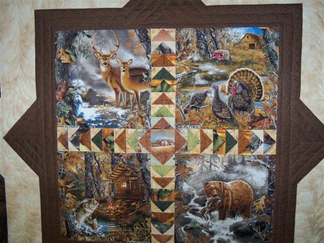 Wildlife Quilt Blocks | HD Walls | Find Wallpapers
