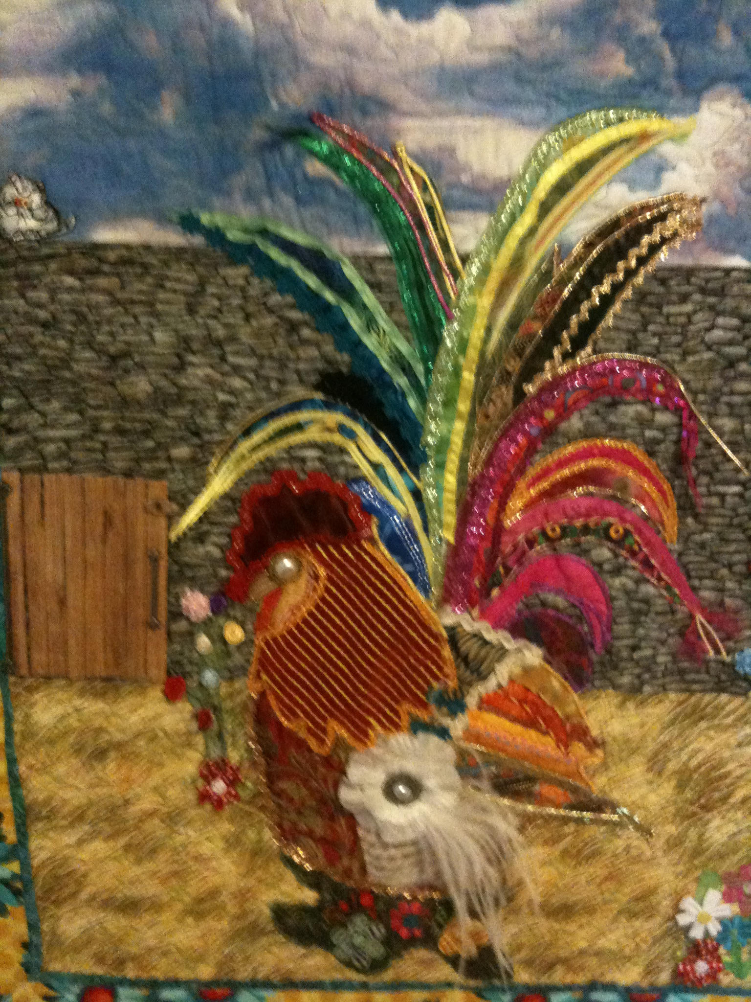 Name:  cock of walk 002.JPG