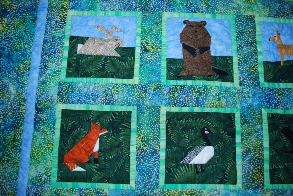 Name:  groundhog quilt - lower left corner.JPG Views: 1659 Size:  509.4 KB